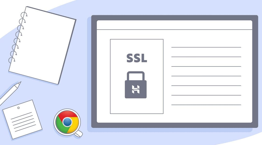"""Remedierea erorilor SSL in Chrome: """"Cannot Connect to Real Google"""""""